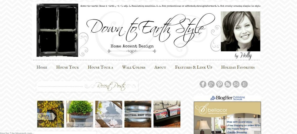 downtoearthstyle.com