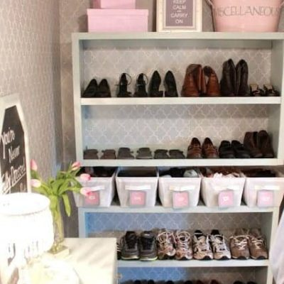 Inspiration File: Closet Makeovers