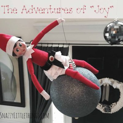 Wrecking Ball Elf on the Shelf