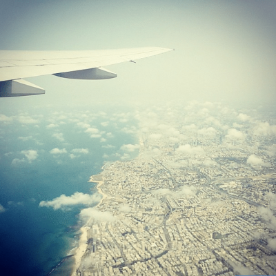 …journaling my trip to Israel