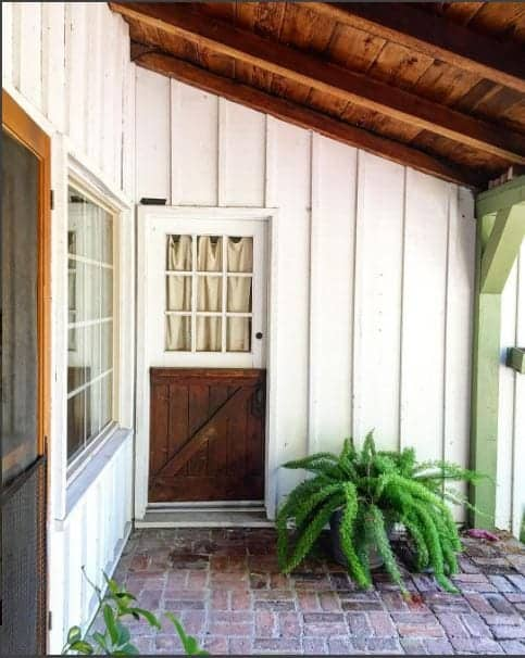 Dutch Door Vacation rental by SnazzyLittleThings