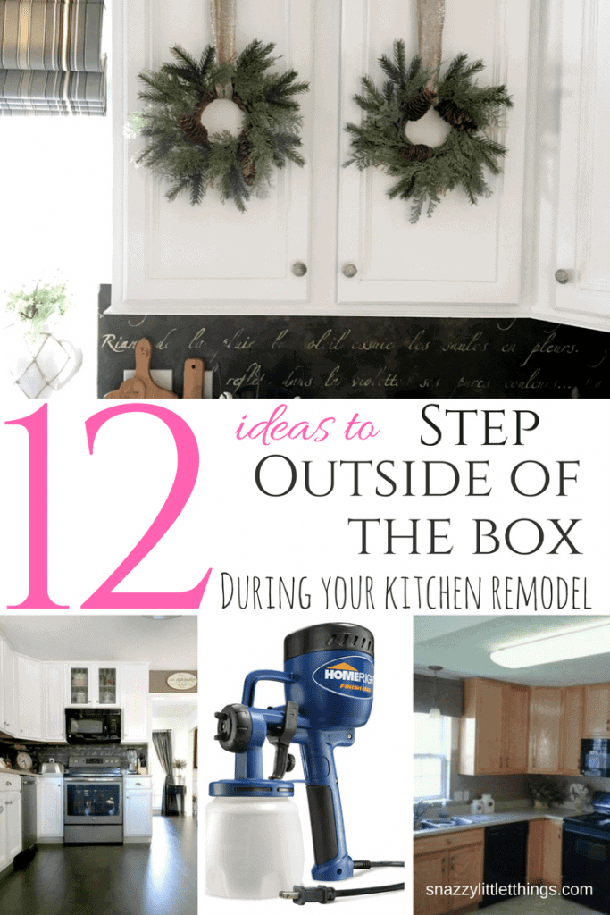 12 Ideas to Step Outside the Box During Your Budget Kitchen Remodel