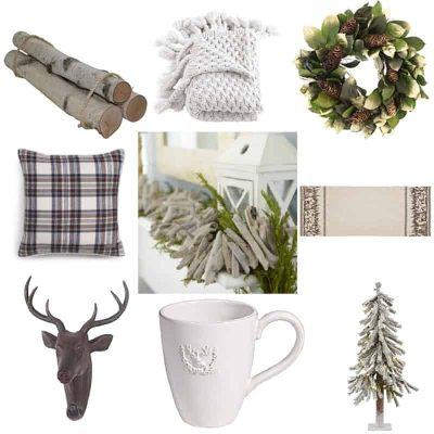 Winter Decor Ideas