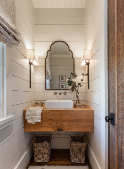 4 Simple Ways To Update Your Guest Bath Snazzy Little Things